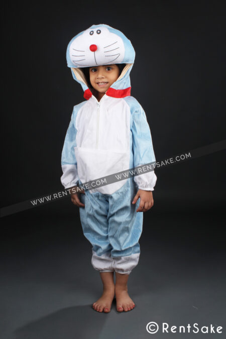 Doraemon costume on rent