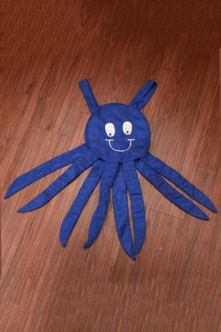 Octopus fancy dress costume