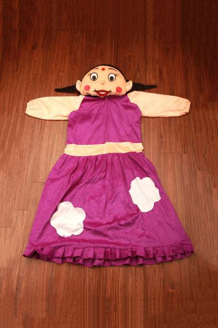 Chutki fancy dress costume